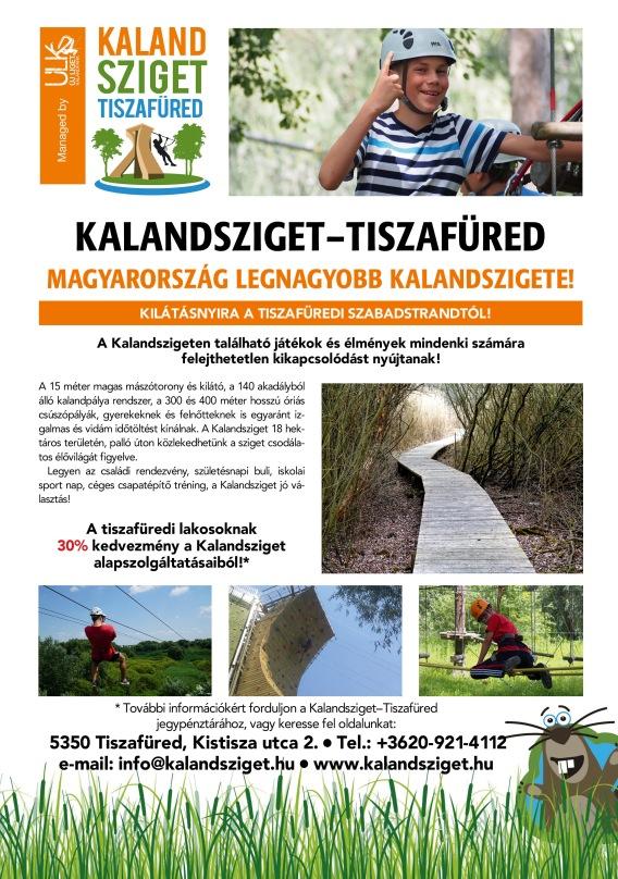 Tiszafüredi Kalandsziget